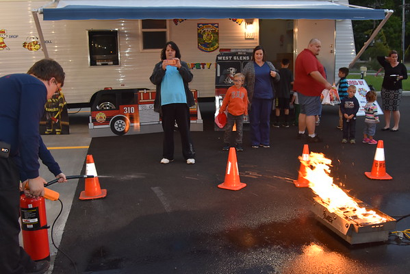 PHOTOS: Local companies open their doors for Fire Prevention Week