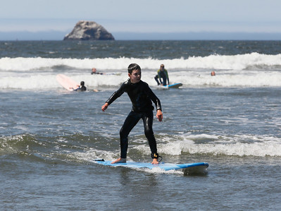 PHOTOS: Moonstone Beach Summer Surfcamp