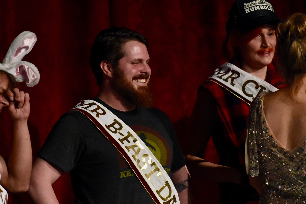 . Eventual winner of Mr. Humboldt title, Mr. Breakfast Daddy. José Quezada�For Times-Standard