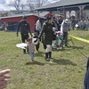 Easter Egg Hunt at Troy Central Little League field
