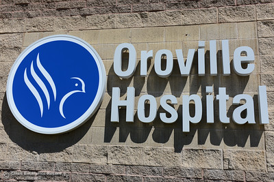 Oroville Hospital CEO Bob Wentz talks about the reduction of charges at the medical facility Thursday, April 28, 2016, in Oroville, California. (Dan Reidel -- Mercury-Register)