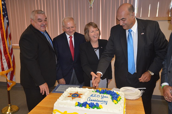 PHOTOS: Rensselaer County Sheriff's Office celebrates 225 years