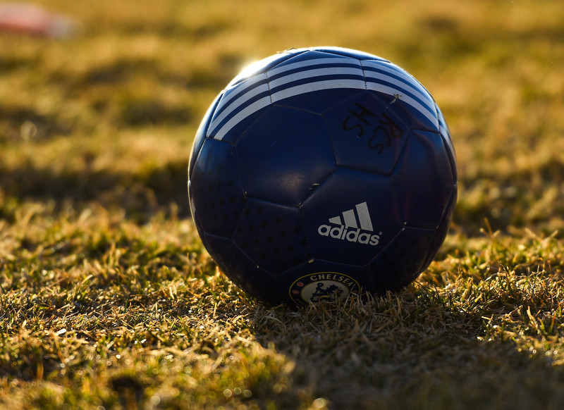 Generic shot of a soccer ball for general Loveland-area use. (Cris Tiller / Loveland Reporter-Herald)