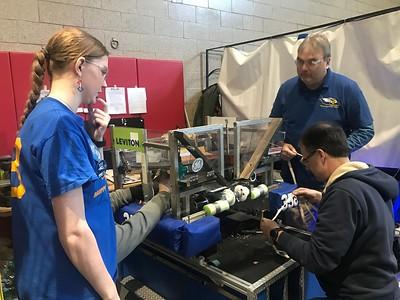 PHOTOS: Robotics competition at RPI