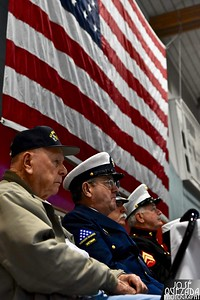 Moment of Silence honoring those that have passed giving their life for the United States.