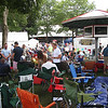 Spencer Tulis<br /> Forty days of the highest quality racing got underway Friday as the summer meet at Saratoga Race Course began under sunny skies, hot temperatures and an enthusiastic crowd. The grassy and shady areas were their typical jam packed with fans.