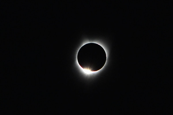 PHOTOS: Solar Eclipse, Madras Oregon