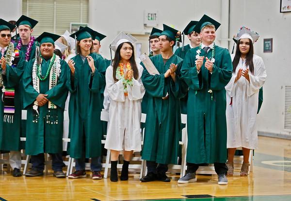 PHOTOS: St. Bernard's Academy graduation 2018