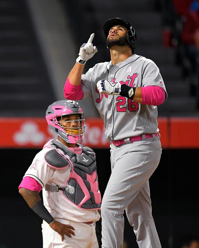 Tigers Angels Baseball
