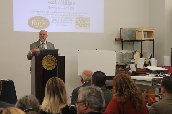 PHOTOS: Troy Small Business Summit
