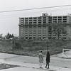 1970 Photo of Stonequist Apartments under construction. Photo credit: Saratoga Springs City Historian Archives.