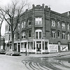 1969 Photo Aunt Lucy's Chicken House at the northwest at the intersection of Division Street and Woodlawn Avenue. Photo Credit: Saratoga Springs City Historian Archives.