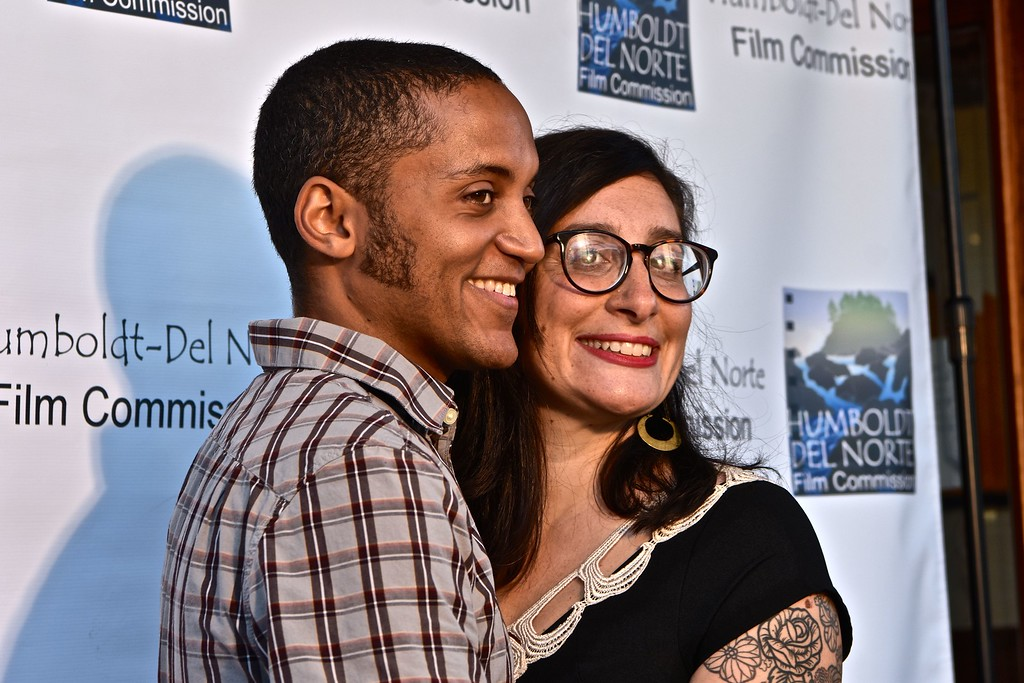 . Stealing a photo from official event photographer Brandi Easter. José Quezada�For Times-Standard