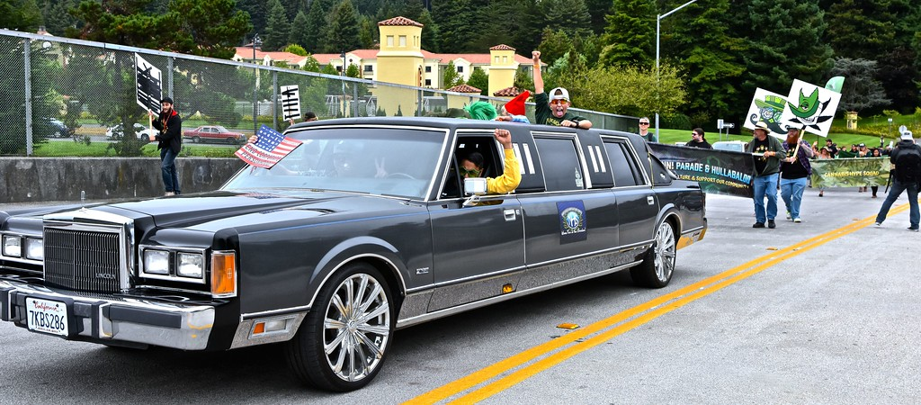 . Some fine rides cruise the Yes We Cann parade.  José Quezada�For the Times-Standard