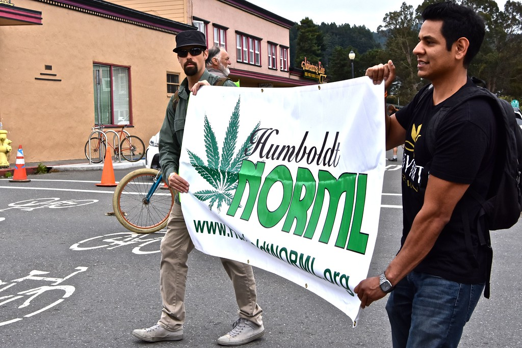 . A normal part of the cannabis scene for decades.  José Quezada�For the Times-Standard