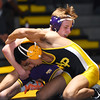 STAN HUDY - SHUDY@DIGITALFIRSTMEDIA.COM<br /> Ballston Spa's Kyle Northrup looks to stay in control against Averill Park's Patrick Leahy during their 113-pound Suburban Council match Wednesday, Jan. 18, 2017 at Averill Park High School.