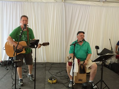 PHOTOS from Irish-American Heritage Day at The Spa
