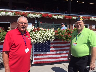 PHOTOS from Saratoga Race Course Military Appreciation Day activities