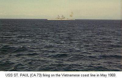USS ST Paul
