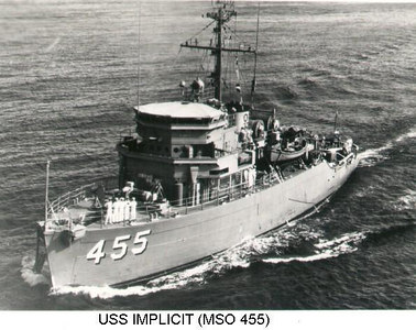 First Ship: Reported on board in December 1968 at Long Beach, California.