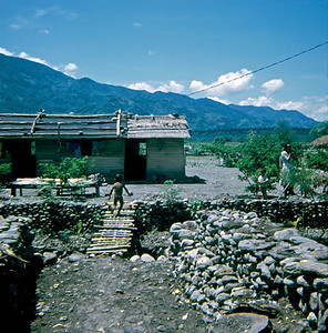 Small Village near Kaohsiung, Taiwan (July 1969)