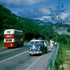 Returning From Aberdeen (Hong Kong, July 1969)
