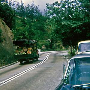 New Territories Tour (Hong Kong, July 1969)