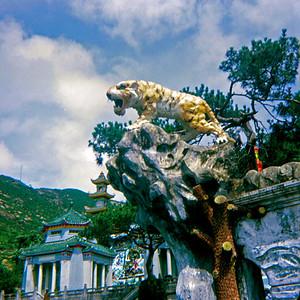 Tiger Balm Gardens (Hong Kong, July 1969)