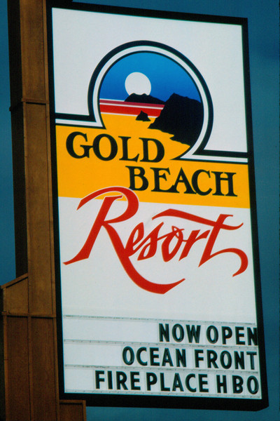 Gold Beach, Oregon (Oct 30, 1986)