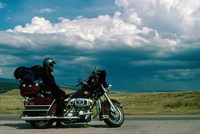 Hwy 18 near Lusk, Wyoming.