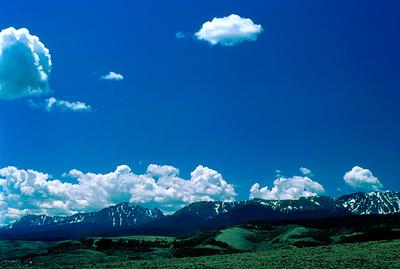 Last Look at The Rockies.