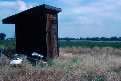 The Stolz Farm near Brighton, Colorado in July 1987.