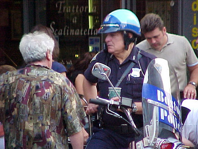 BOSTON POLICE (Aug 27, 2000)
