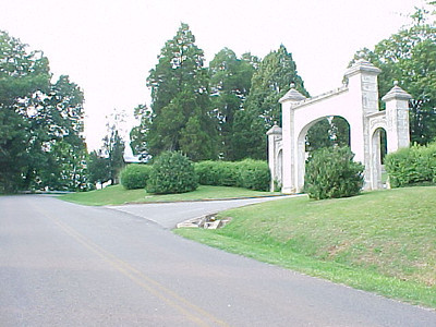 Bethesda Cemetery at Morristown, Tennessee