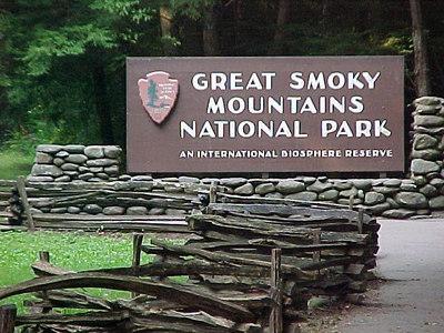 SMOKY MOUNTAINS NATIONAL PARK (Aug 7, 2000)