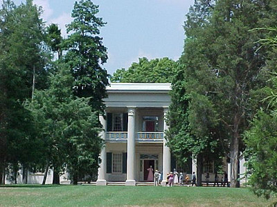 THE HERMITAGE: Nashville, Tennessee (Aug 2, 2000)