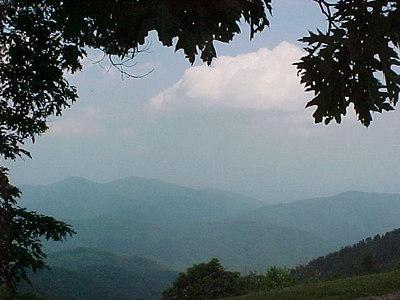 GREAT SMOKY MOUNTAINS (Aug 9, 2000)