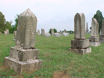 Bethesda Cemetery, Morristown, Tennessee
