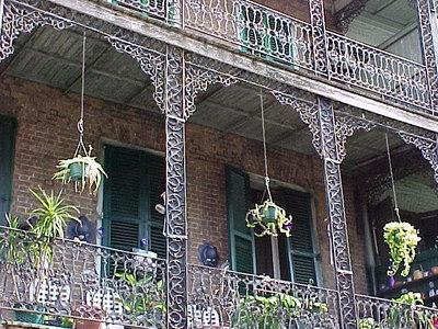 ON ROYAL STREET (New Orleans, Sept 13, 2000)