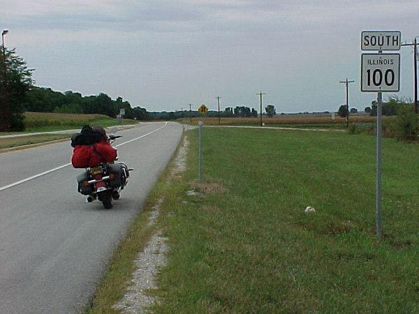 Destination ..... Carrollton, Illinois