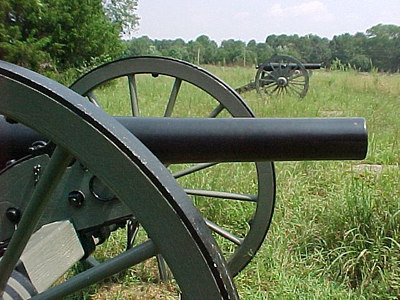 STONES RIVER NATIONAL BATTLEFIELD (August 2001) Murfreesboro, Tennessee