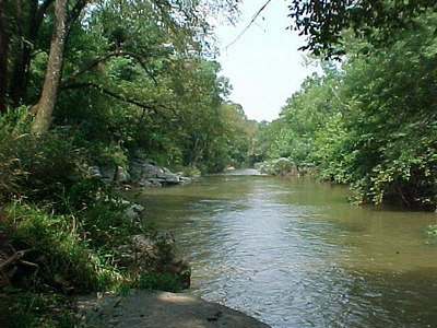 STONES RIVER  (August 2001) Murfreesboro, Tennessee