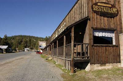 RESTAURANT -- Sumpter, Oregon (Sept 2004)