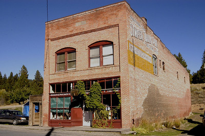 MAIN STORE -- Sumpter, Oregon (Sept 2004)