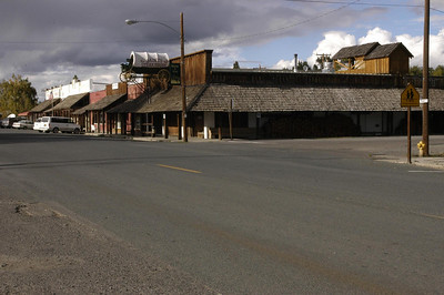 BASICALLY, THE WHOLE TOWN OF HAINES -- Haines, Oregon (Sept 2004)