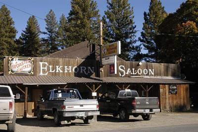 ELKHORN SALOON -- Sumpter, Oregon (Sept 2004)