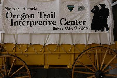 -- Oregon Trail Interpretive Center, Baker City, Oregon (Sept 2004)