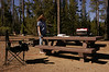 ELAM & SHERRY -- Crescent Lake, Oregon, July 2005