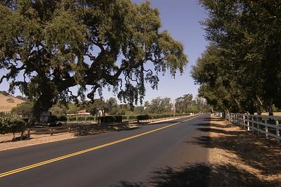 Alamo Pintado Road