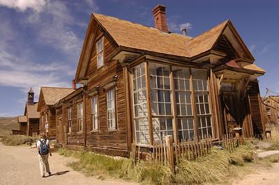 J. S. Cain Residence